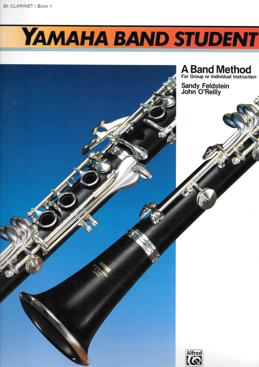 Yamaha Band Student Clarinet B flat by Feldstein and O'Reilly