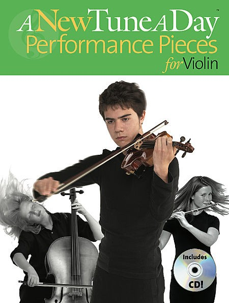 New Tune a Day Performance Pieces for Violin