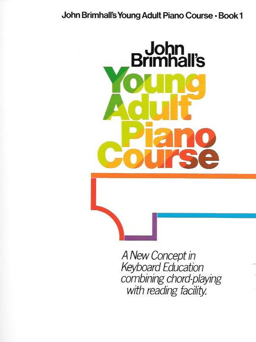 John Brimhall's Young Adult Piano Course