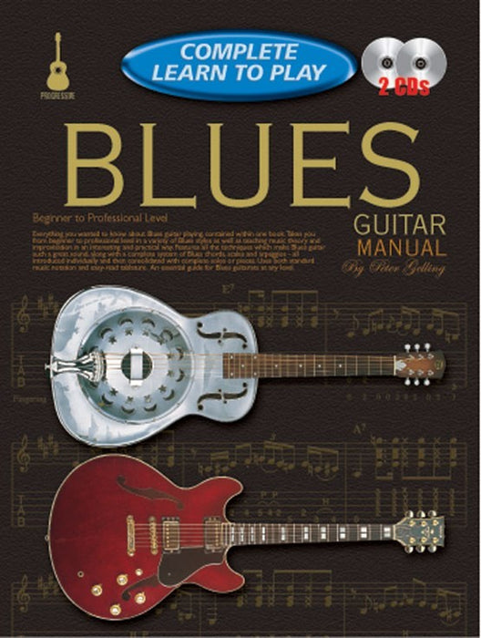 Complete Learn to Play Blues Guitar