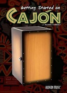 Getting Started on Cajon Book / DVD
