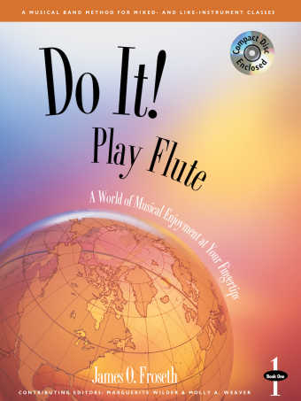 Do It! Play Flute Bk 1 Book/CD