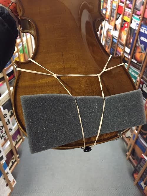 Violin Shoulder Rest Polypad