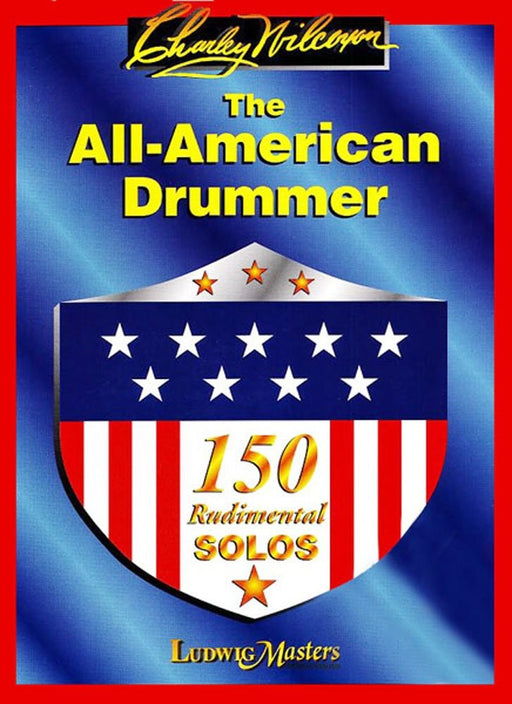All American Drummer Charley Wilcoxon