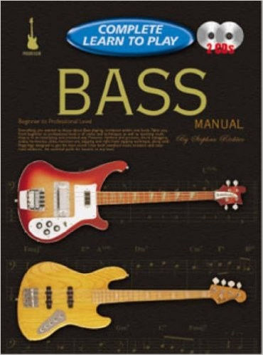Complete Learn to Play Bass Manual
