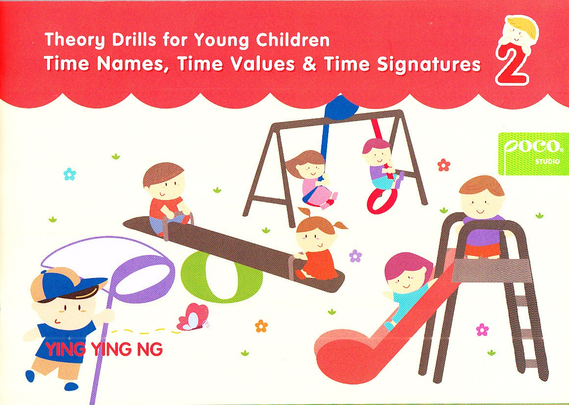 Poco Theory Drills Time Names Values Ying Ying Ng