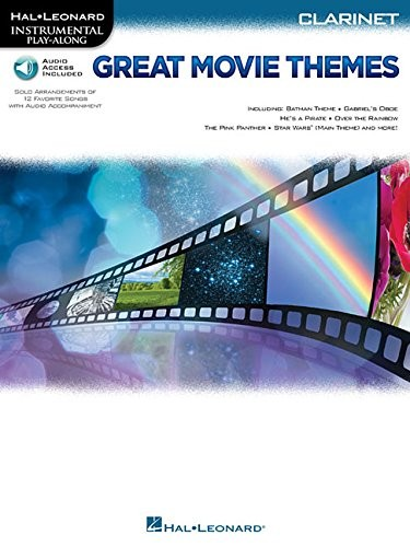 Great Movie Themes For Clarinet