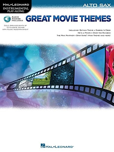 Great Movie Themes For Alto Sax