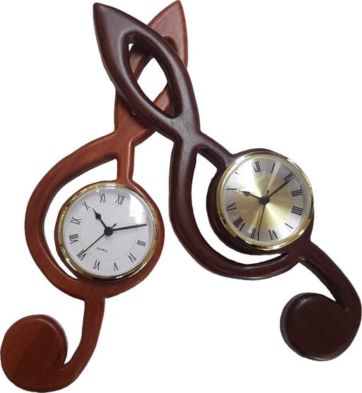 Wall Clock - Treble Clef