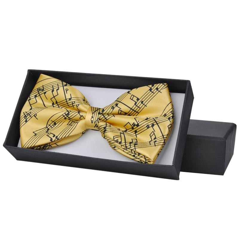 Bow Tie Sheet Music Yellow
