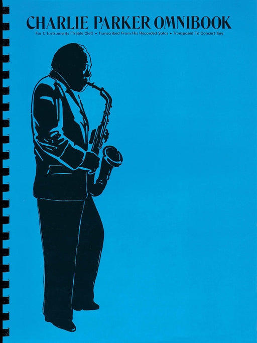 Charlie Parker Omnibook for C Instruments Treble Clef
