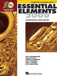 Essential Elements for Baritone T.C.