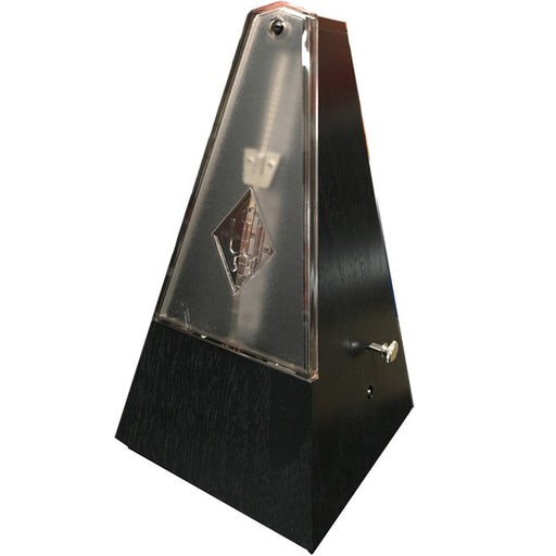 Wittner Matt Black Metronome with Bell by Wittner