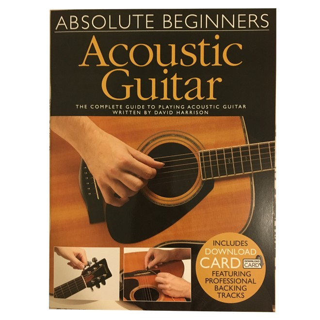 Absolute Beginners Acoustic Guitar