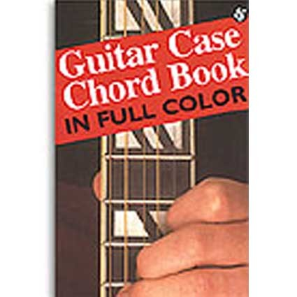 Guitar Case Chord Book in Full Colour by