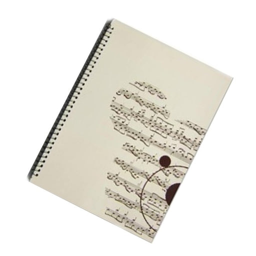 Music Manuscript Book Sheet Music Bear