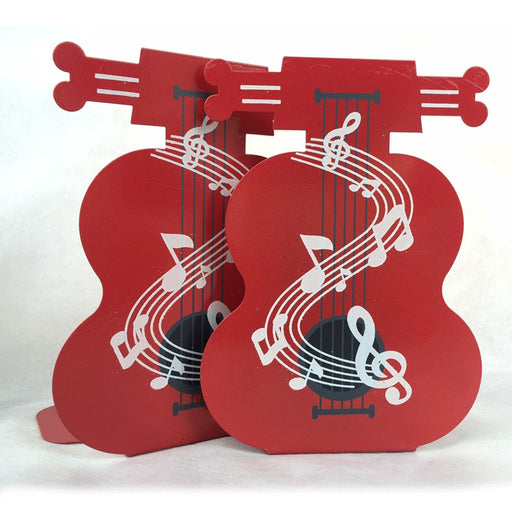 Metal Bookends Guitar