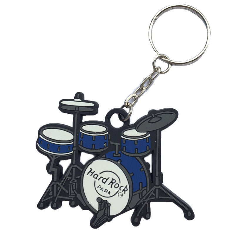 Music Keychain Drum