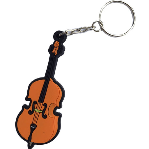Music Keychain Cello