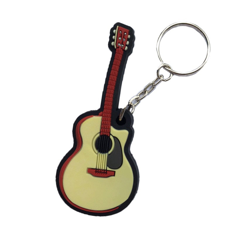 Music Keychain Guitar