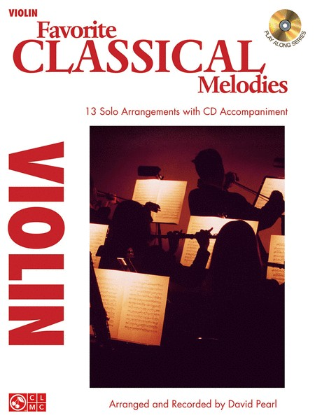 Favourite Classical Melodies - Violin Solo