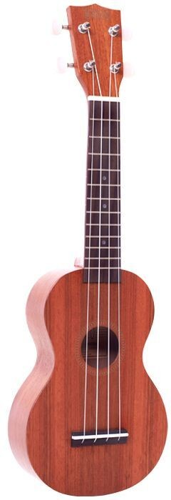 Mahalo Java Soprano Ukulele Nat Brown