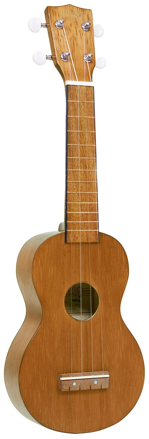 Mahalo  Kahiko Soprano Ukulele with Carry Bag