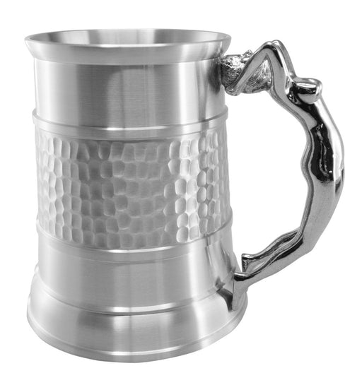 Hammered Beer Mug (Female)