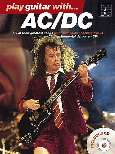 Play Guitar with AC/DC by