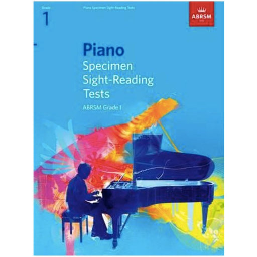 ABRSM Piano Specimen Sight-Reading Tests 2009
