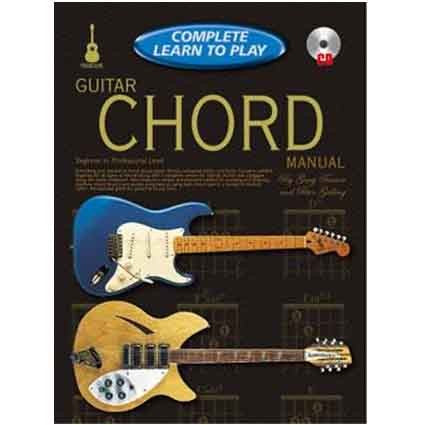 Complete Learn to Play Guitar Chords by