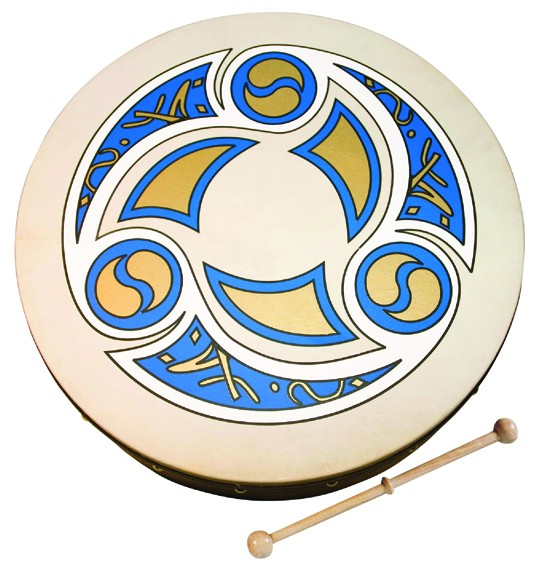 "Waltons 18"" Bodhran (Irish Drum)"