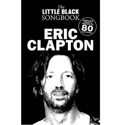 Little Black Songbook Eric Clapton by