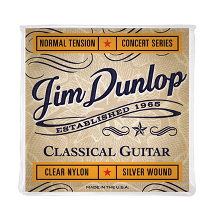 Jim Dunlop Concert Series Classical Guitar String Set