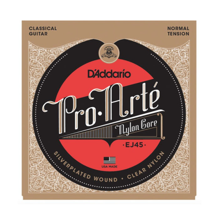 D'Addario Pro Arte Classical Strings Normal Tension