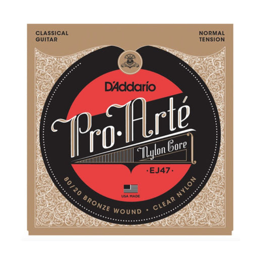 D'Addario Pro Arte 80/20 Bronze Classical Strings Normal Tension
