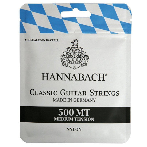 Hannahbach 500 Classical Guitar Strings Medium Tension