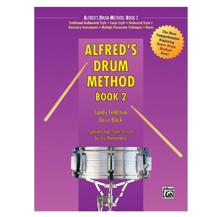 Alfred Drum Method Book 2