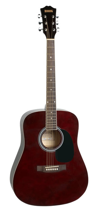 Redding 4/4 Dreadnought Acoustic Guitar