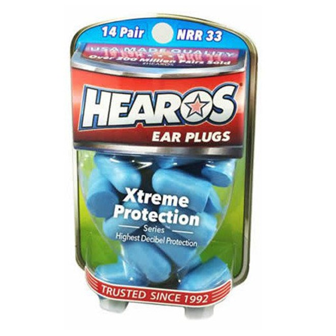 Hearos Xtreme Protection Original 14 Pairs