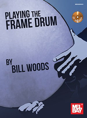 Playing the Frame Drum BK/CD