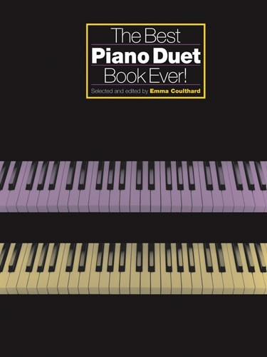 Best Piano Duet Book Ever