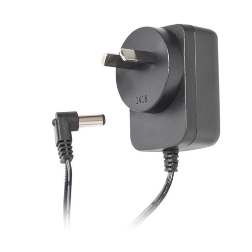 Carson 9 Volt 1000mA Centre Negative Power Adapter with 1.5mm Plug