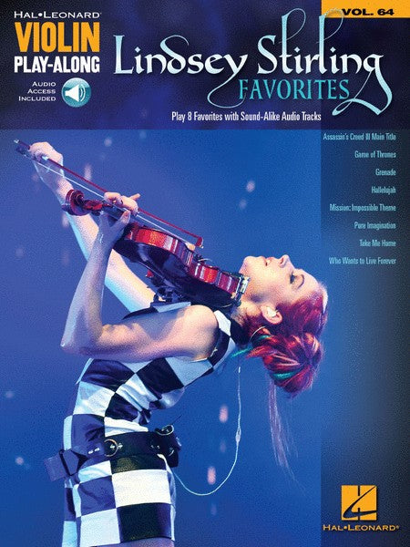 Lindsey Stirling Favorites Violin PlayAlong