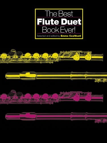 Best Flute Duet Book Ever