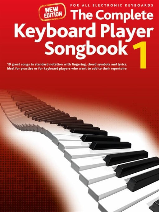 The Complete Keyboard Player Songbook