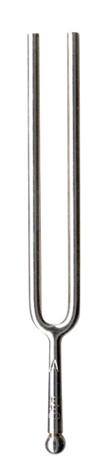 Tuning Fork C523.3 Nickel Plated Regular Size