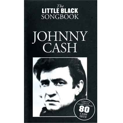 Little Black Songbook Johnny Cash by