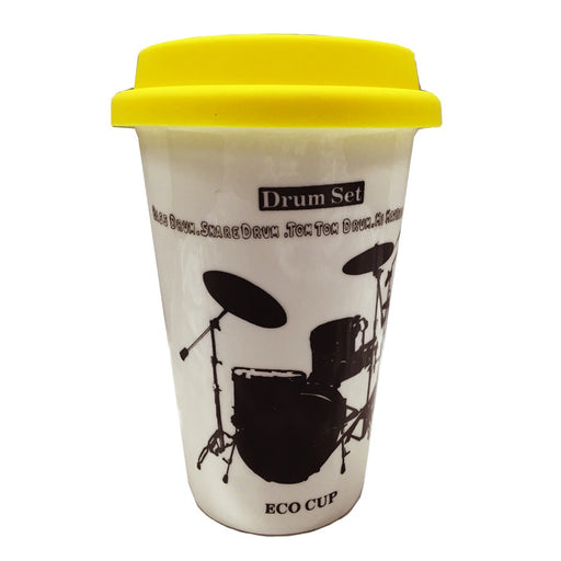 Music Travel Mug Drumset