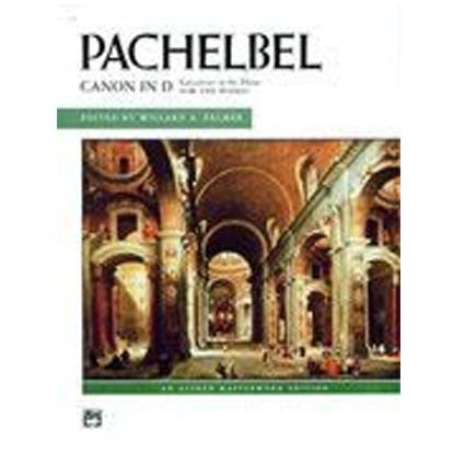 Canon in D Pachelbel by Alfred